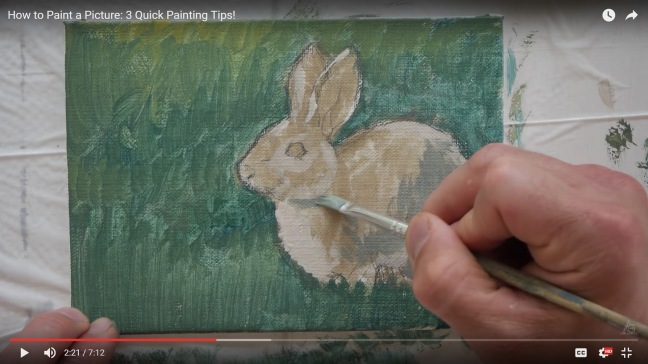 Artistic-Gold-painting tips