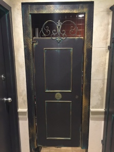 Artistic-Gold-Creative-Concepts-Faux-Finished-Metallic-Door